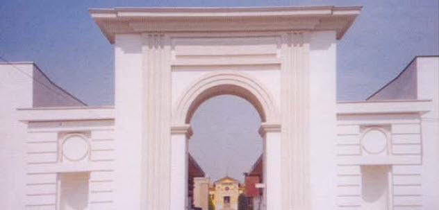 Profili Decorativi Prefabbricati In Polistirene Per Facciate