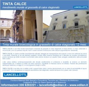 TINTA CALCE