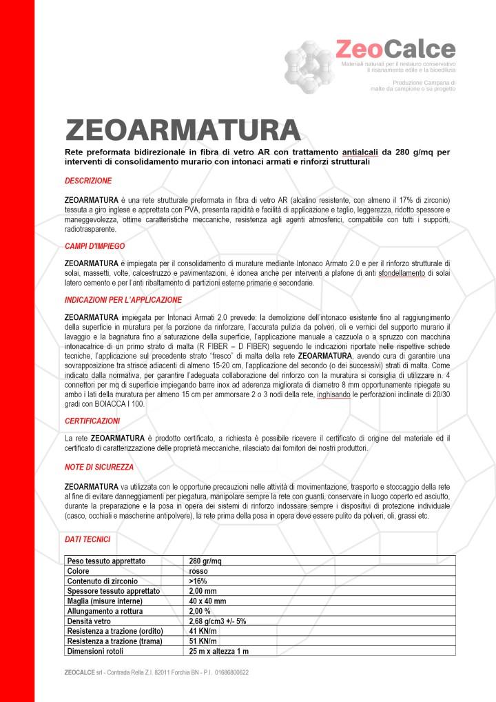ZEOARMATURA
