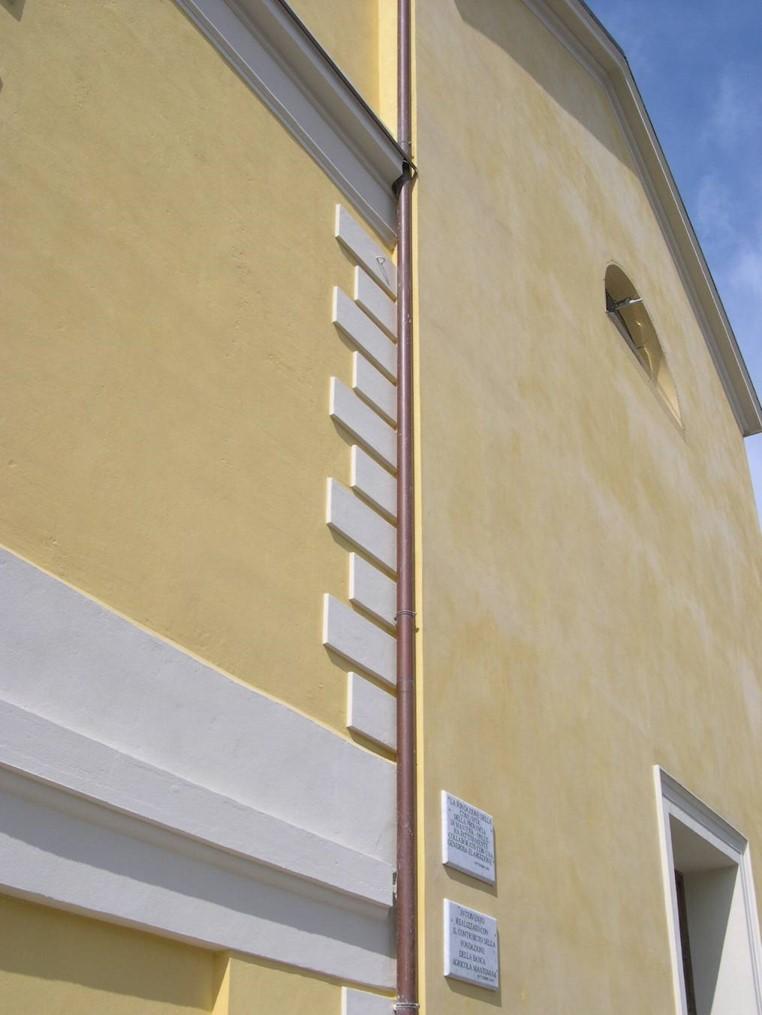 Velature per il restauro e la manutenzione edile appunti - Colori intonaco esterno ...